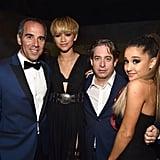 Pictured: Ariana Grande and Zendaya