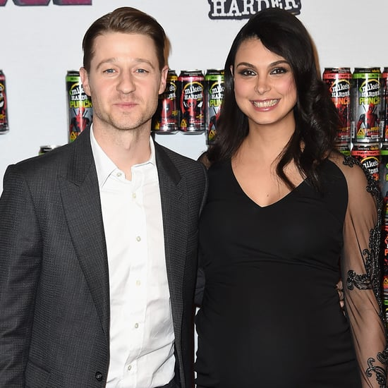 Morena Baccarin and Ben McKenzie at Deadpool Event