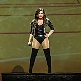 She Owned Her Future Now Tour With Nick Jonas