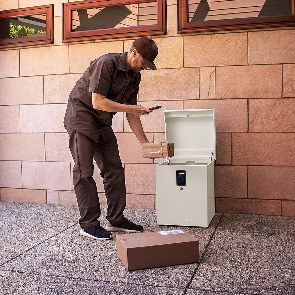 CleverMade Parcel LockBox Package Delivery Box