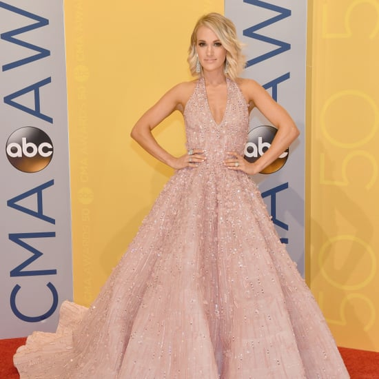 Carrie Underwood Dresses at the CMA Awards 2016