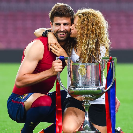 Shakira and Gerard Piqué's Cutest Pictures