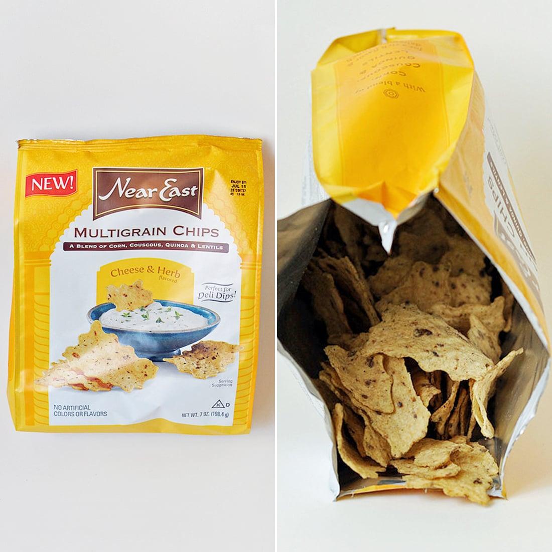 Near East Cheese & Herb Multigrain Chips