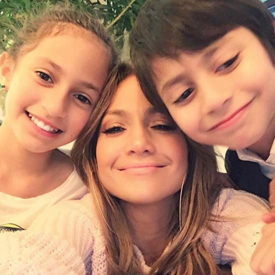 Jennifer Lopez's Cute Mom Moments