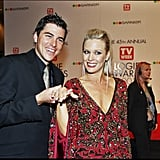 Peter Timbs and Sami Lukis, May 2003