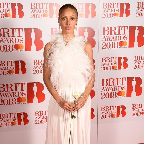 Brit Awards Best Dressed 2018