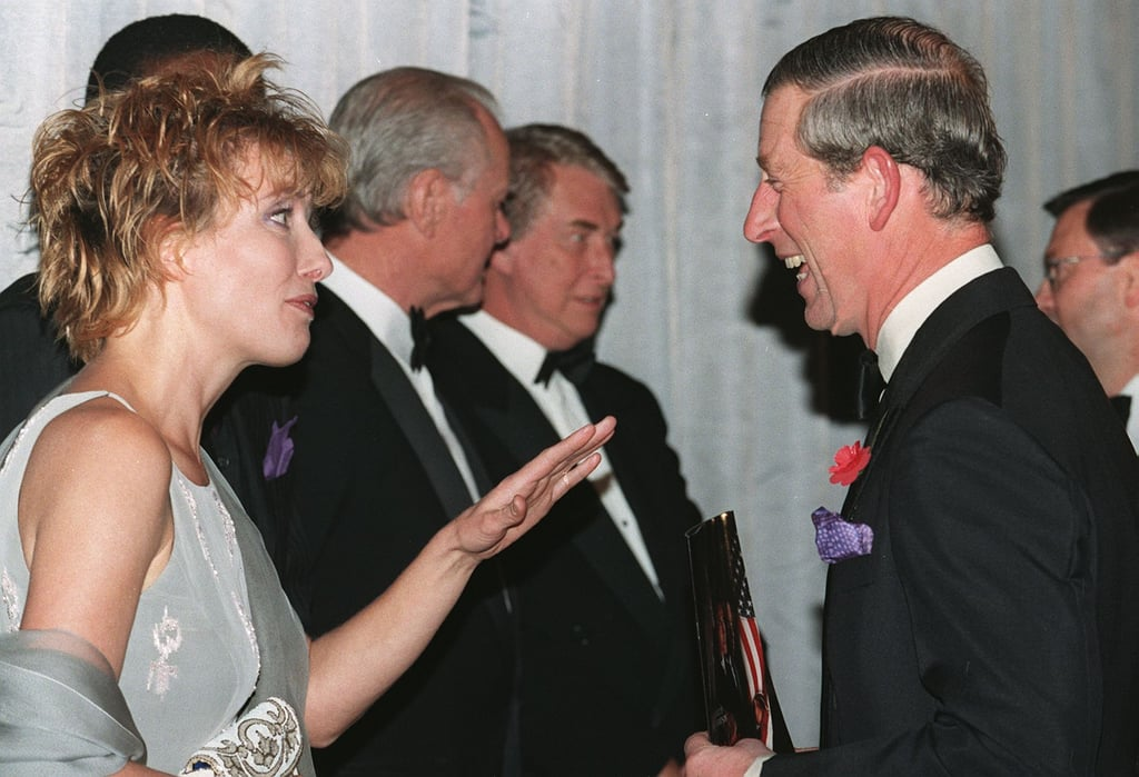 Prince Charles and Emma Thompson