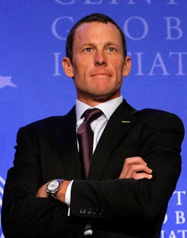 Sugar Bits — Lance Armstrong and GF Expecting His 4th Child