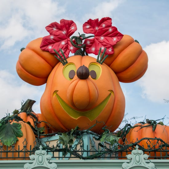 Disney Disneyland Halloween Dates 2017