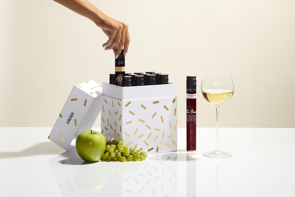 vinebox 12 nights of wine advent calendar nice edition. Black Bedroom Furniture Sets. Home Design Ideas