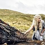 Daenerys and the Dothrakis