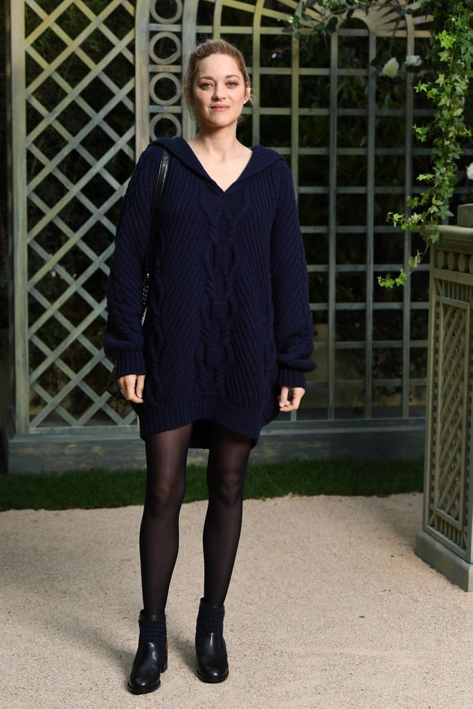 Marion Cotillard Kept Her Chanel Look Simple and Chic