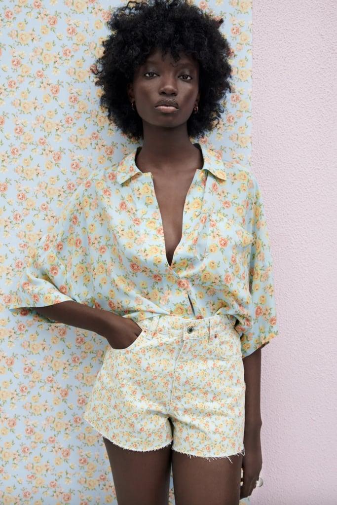 Zara '90s Shorts