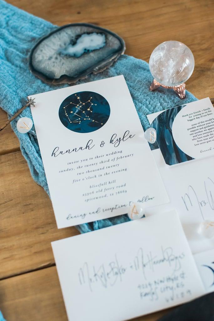 Celestial Wedding Ideas