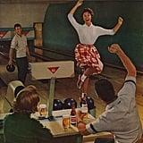 Let's get drunk and go bowling!