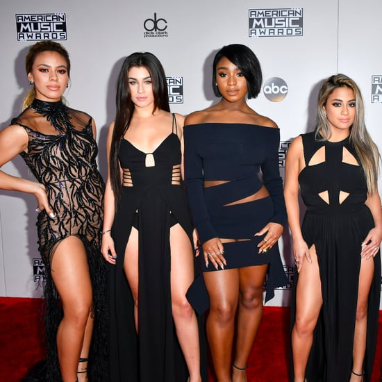 Fifth Harmony at the 2016 American Music Awards