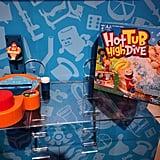 Habro Hot Tub High Dive