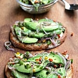 Avocado Salsa Toast