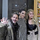 She Spent Valentine's Day With Kendall Jenner and Marc Jacobs