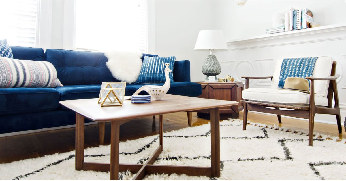 Design influencers 39 living room style popsugar home for Home design influencers