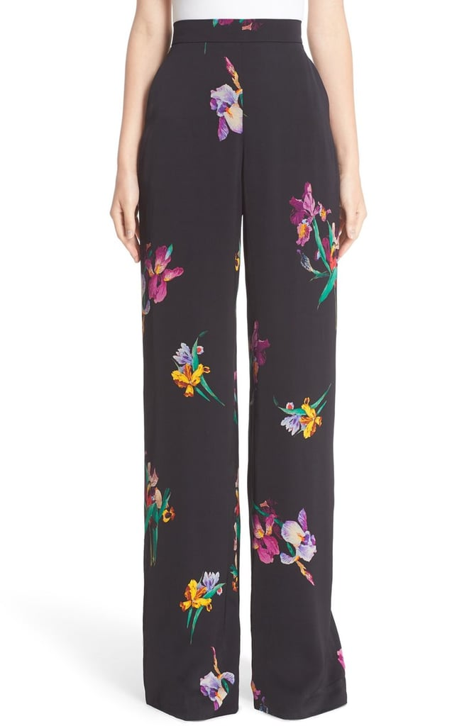 A modern yet groovy fit on Etro's palazzo pants ($855) is calling your name.
