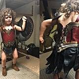 Little Girl Wonder Woman Cosplay Popsugar Tech