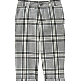 Janie and Jack Glen Plaid Wool Trouser ($54)