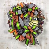 Halloween Wreath Decor