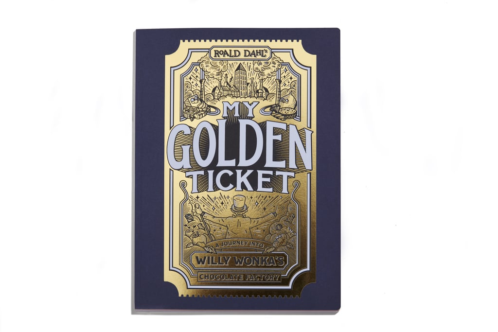 For 4-Year-Olds: My Golden Ticket