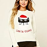 Forever 21 Santa Claws PJ Sweater ($23)