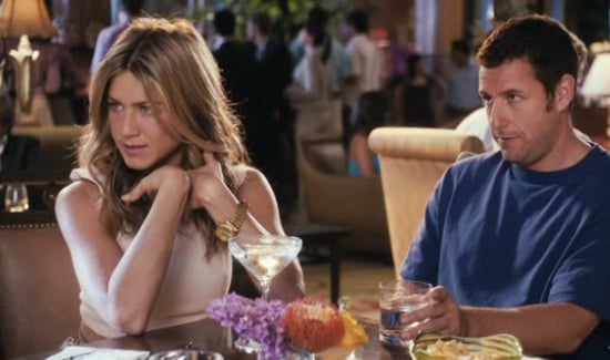 Just Go With It Trailer Starring Jennifer Aniston and Adam Sandler