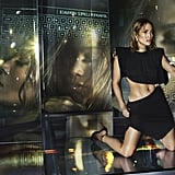 Jennifer Lopez in Versace's Spring/Summer 2020 Campaign