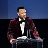 John Legend at the 2019 LACMA Art+Film Gala