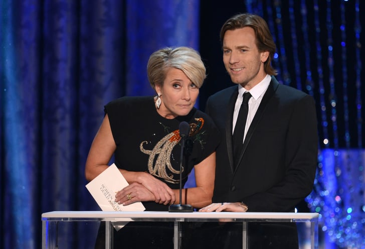 The Wackiest and Most Wonderful Lines From the SAG Awards