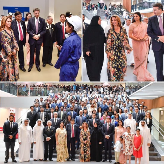 Princess Haya Opens Amity University Dubai