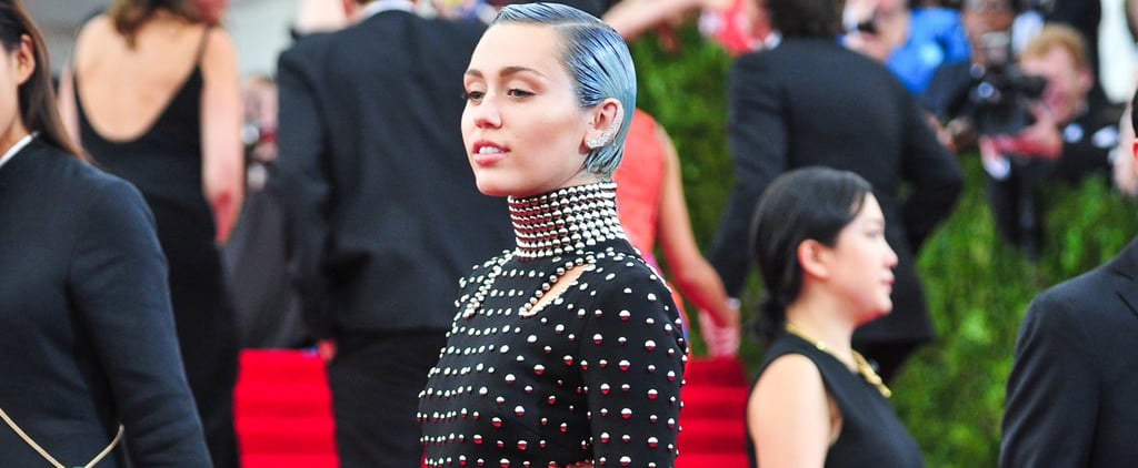 Miley Cyrus Will Win You Over With Her Wedding Dress