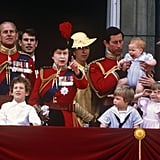 Prince Harry, 1985