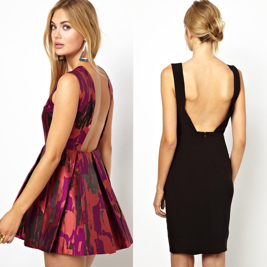 Cocktail Backless Dresses