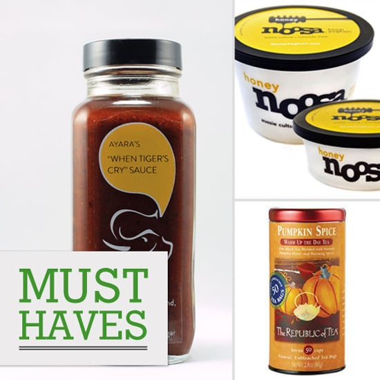 New Food Products September 2012