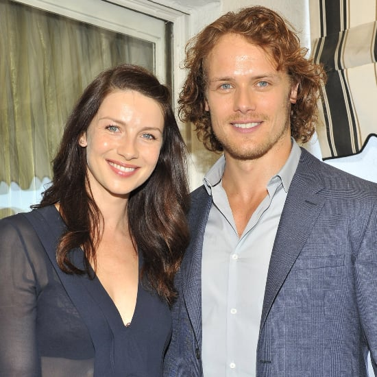 Outlander Interview With Sam Heughan and Caitriona Balfe