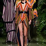 Balmain Collection Spring 2017