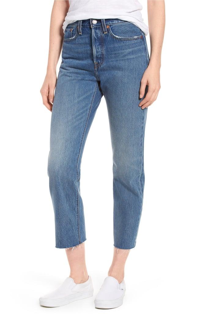 Best Straight Leg Levi's Jeans