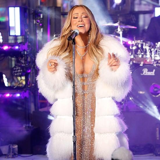 Mariah Carey New Year's Eve Performance 2018
