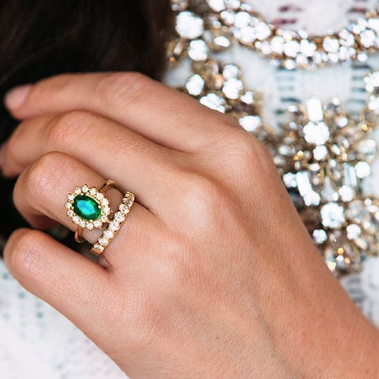 Best Emerald Engagement Rings