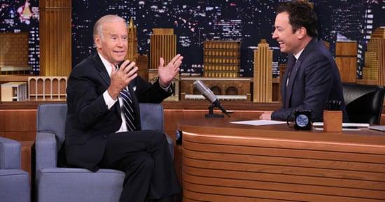 Vice President Joe Biden Slams 'Callous' Donald Trump's 'Lack of Sensibilities' on 'Tonight Show'