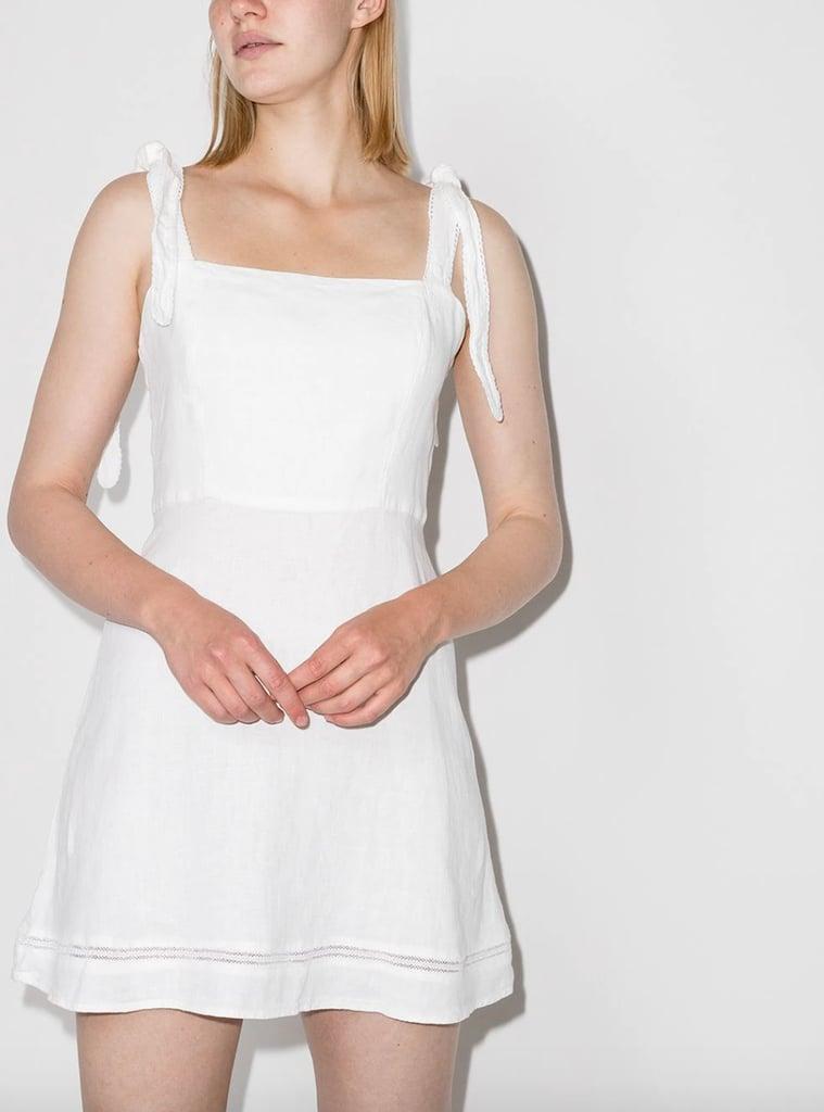 Honorine Kiki Tie-Shoulder Dress