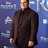 Josh Gad at the Frozen 2 Premiere in Los Angeles