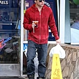 Ryan Phillippe Dines Solo Following a Loved Up Date With Amanda