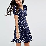 Yumi Tea Dress in French Bulldog Print ($38)