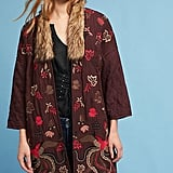 Bl-nk Aiza Embroidered Coat